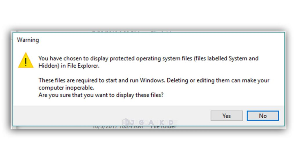 Cara Menghapus Virus Shortcut di Flashdisk dan Komputer