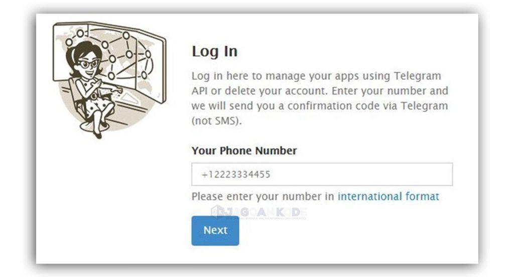 Cara Menghapus Akun Telegram Permanen dan Sementara