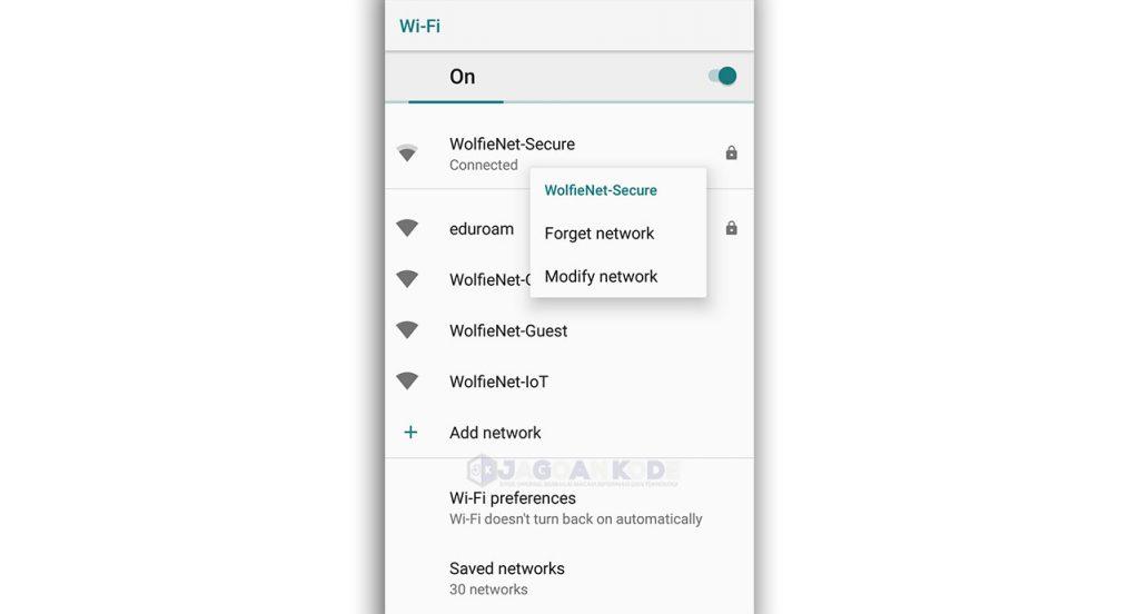 Cara Mengatasi Masalah Autentikasi WiFi di Android