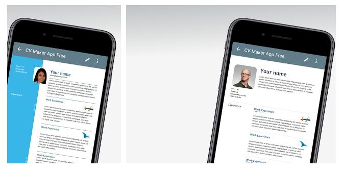 Aplikasi Pembuat CV Terbaik untuk Android