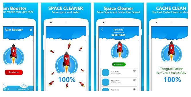 Aplikasi Pembersih RAM untuk Smartphone Android