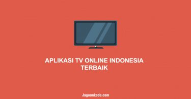 APLIKASI TV ONLINE INDONESIA TERBAIK