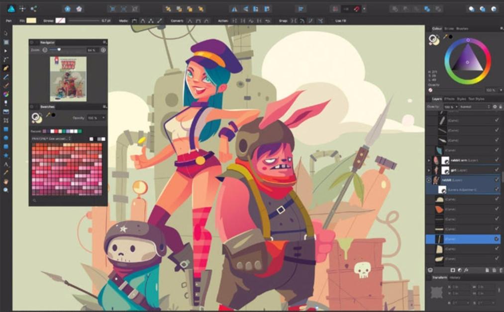 Adobe Illustrator - Adobe Illustrator