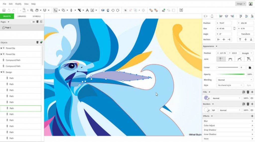 Corel Draw - Software Desain Grafis Terbaik