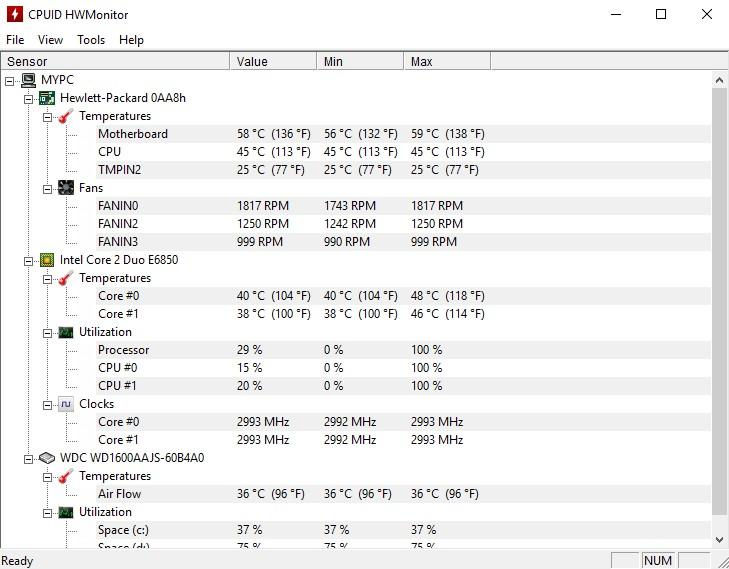 Aplikasi Cek Suhu Laptop / PC Terbaik