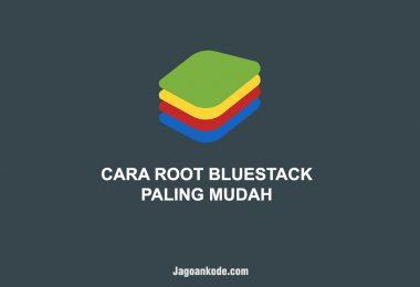 CARA ROOT BLUESTACK PALING MUDAH
